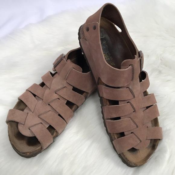 df21d820afb3 Birkenstock Shoes - BIRKENSTOCK Papillio Leather Sandals